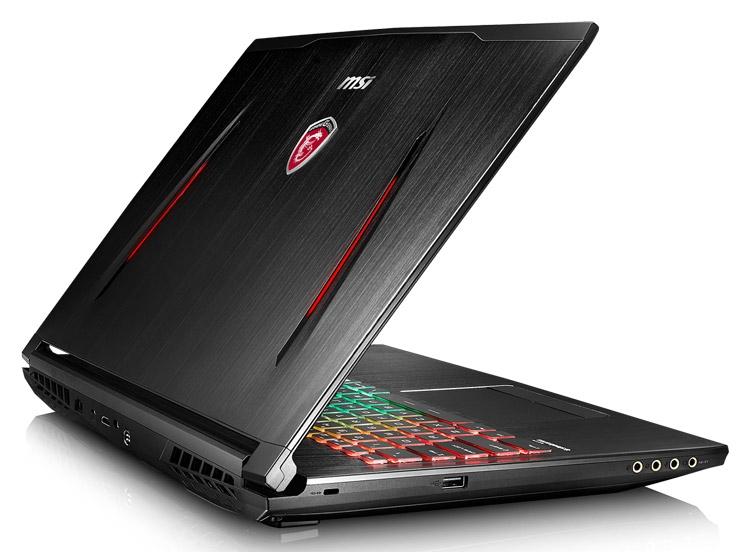 Ноутбук MSI GT VR