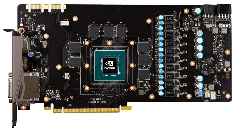 Видеокарта MSI GeForce GTX 1070 Gaming Z 8G