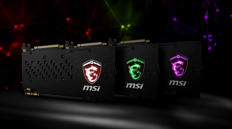 Видеокарта MSI GeForce GTX 1070 Gaming Z 8G