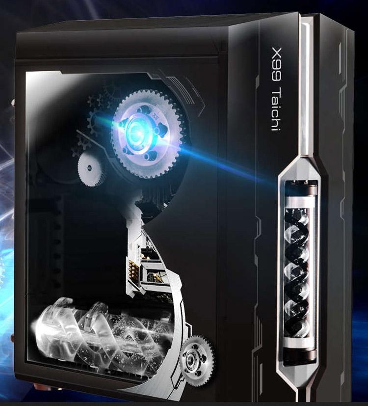 ASRock надеется вдохновить моддеров узорами X99 Taichi