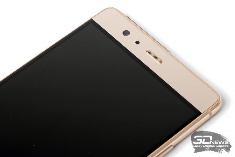 Huawei P9 Plus – передняя камера