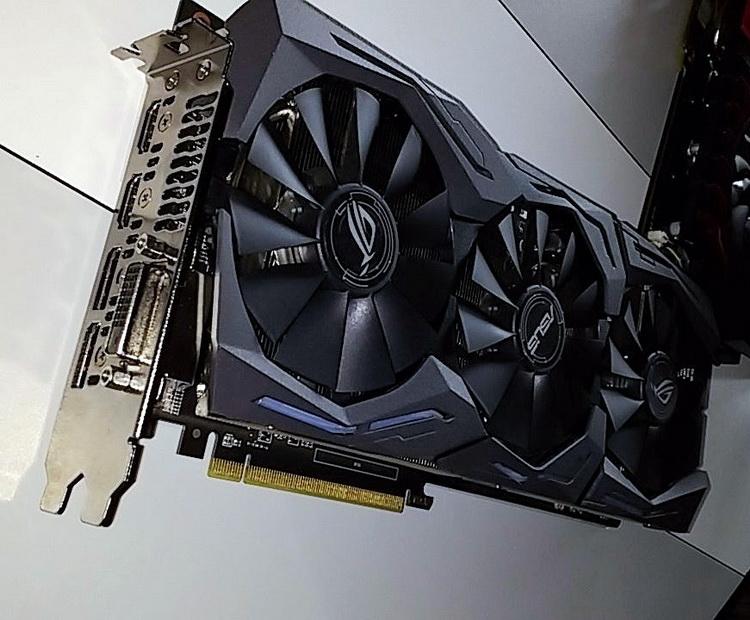 ASUS STRIX Radeon RX 480