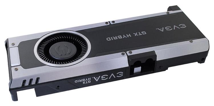 СЖО EVGA Hybrid Water Cooler для видеокарт GeForce GTX 1080/1070