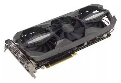 Видеокарта ZOTAC GeForce GTX 1060