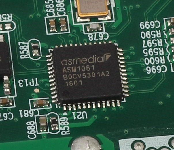 SATA-контроллер ASMedia ASM1061
