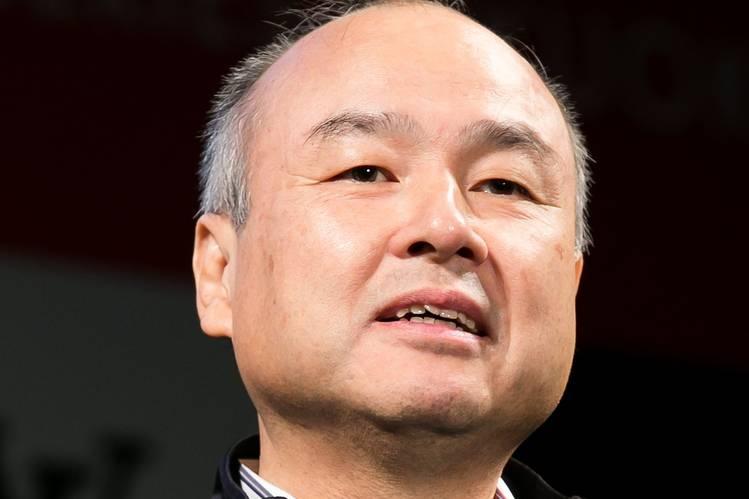 Генеральный директор SoftBank Масаёси Сон