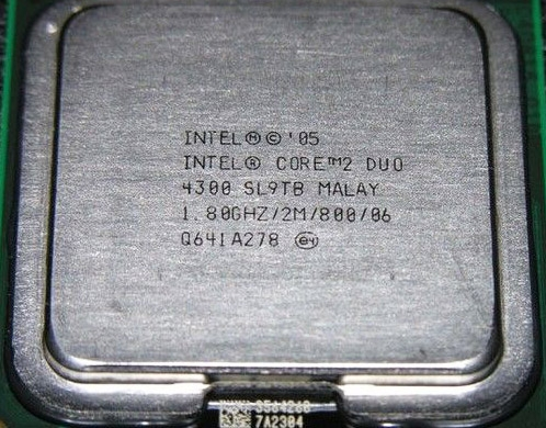 Core 2 Duo E4300
