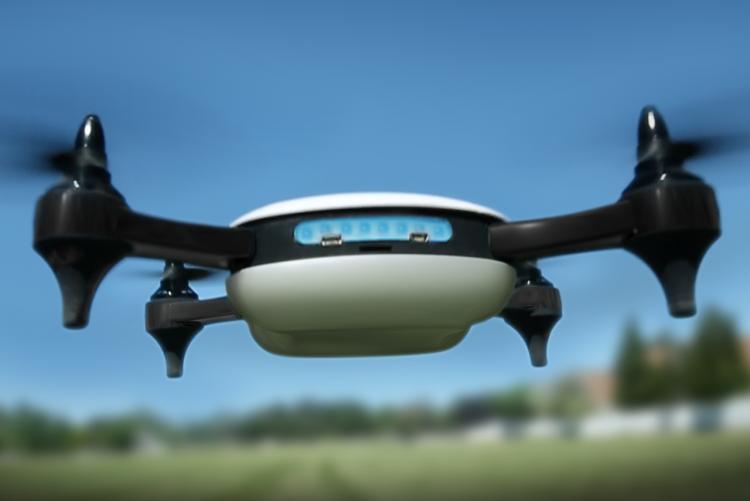 Полностью автономный квадрокоптер бонусы фото