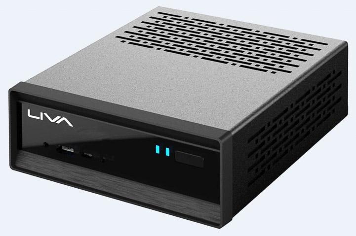 barebone ECS LIVA Pro