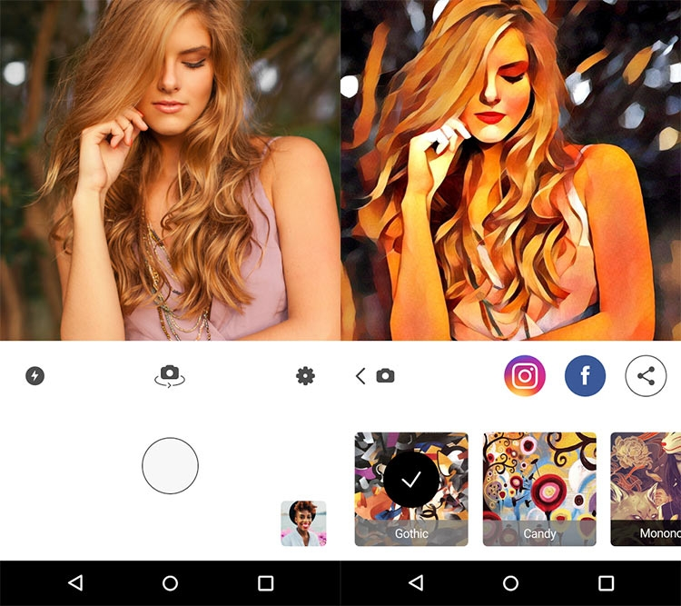 был одним приложение для айфона делать фото как картины самки определяется раздутому