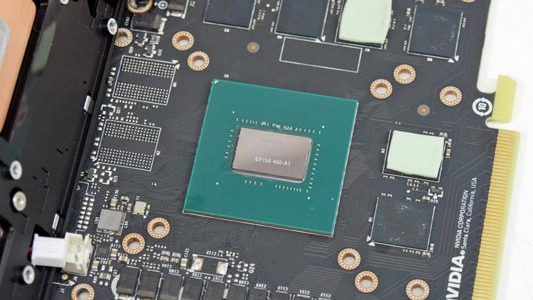 Графический чип GP106-400 — основа NVIDIA GeForce GTX 1060