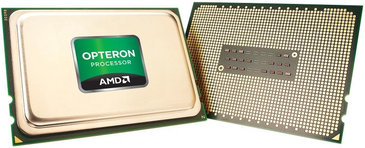 Процессоры AMD Opteron