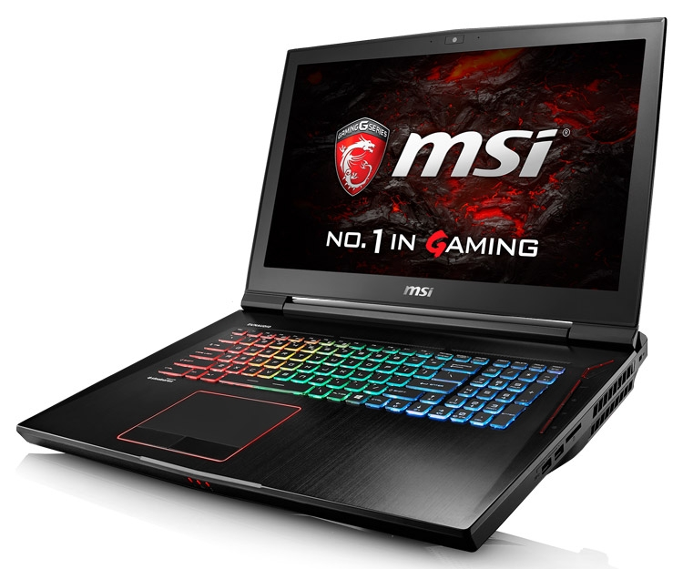 Ноутбук MSI GT73VR Titan