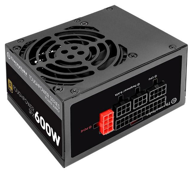 Блок питания Thermaltake Toughpower SFX 600W Gold