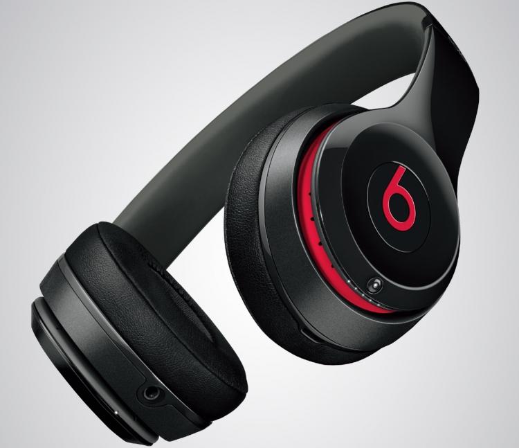 Беспроводные наушники Beats Solo2 Wireless