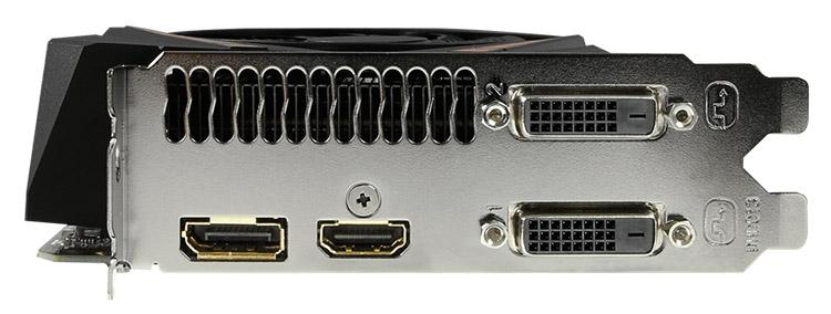 Видеокарта Gigabyte GeForce GTX 1060 Mini ITX OC 6G