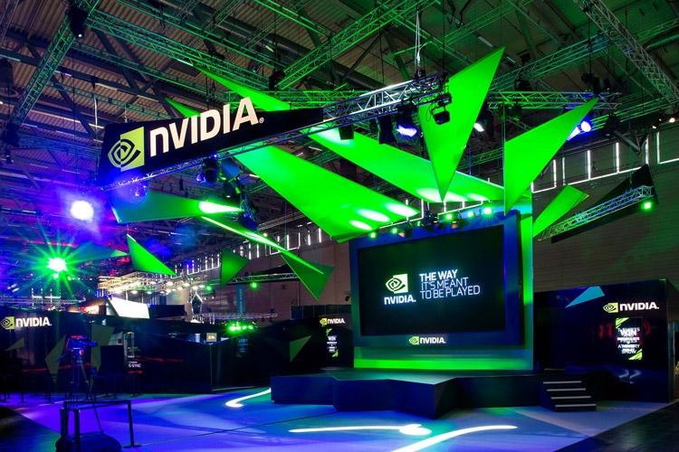 NVIDIA Gamescom