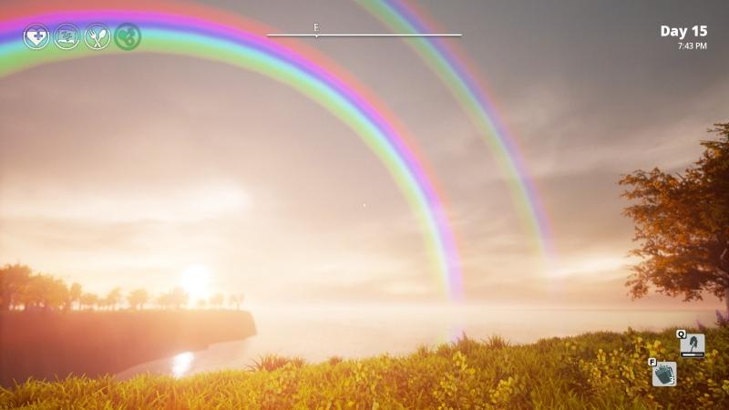 Unreal Engine 4 умеет отрисовывать шикарные пейзажи