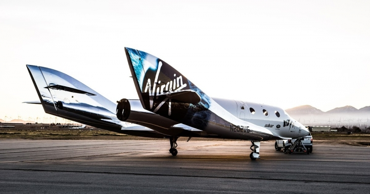 Jack Brockway / Virgin Galactic