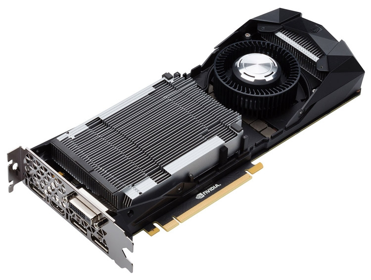 Система охлаждения NVIDIA TITAN X