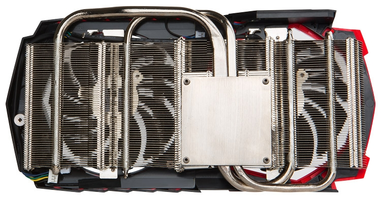 Видеокарта MSI Radeon RX 470 Gaming (X)