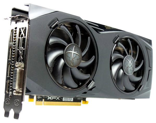 Видеокарта XFX Radeon RX 480 GTR