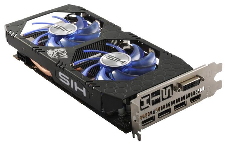 Видеокарта HIS Radeon RX 470 X2 Turbo/X2 OC