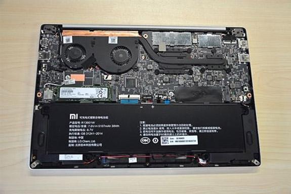 Xiaomi Mi Notebook Air 13,3