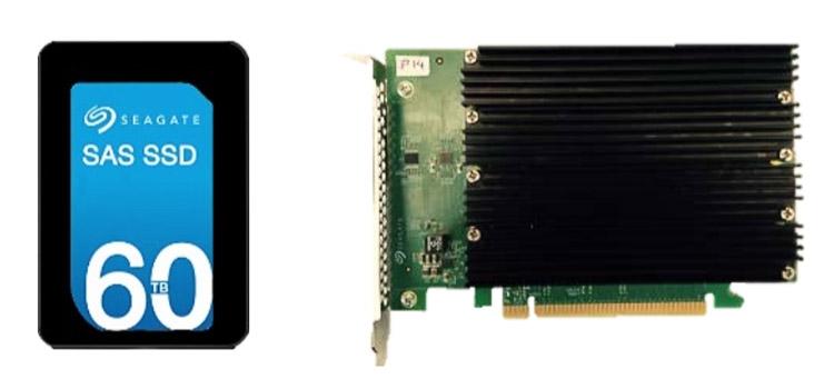 Seagate 60TB SAS SSD