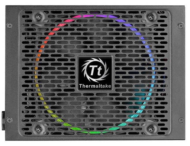 Thermaltake Toughpower DPS G RGB Titanium