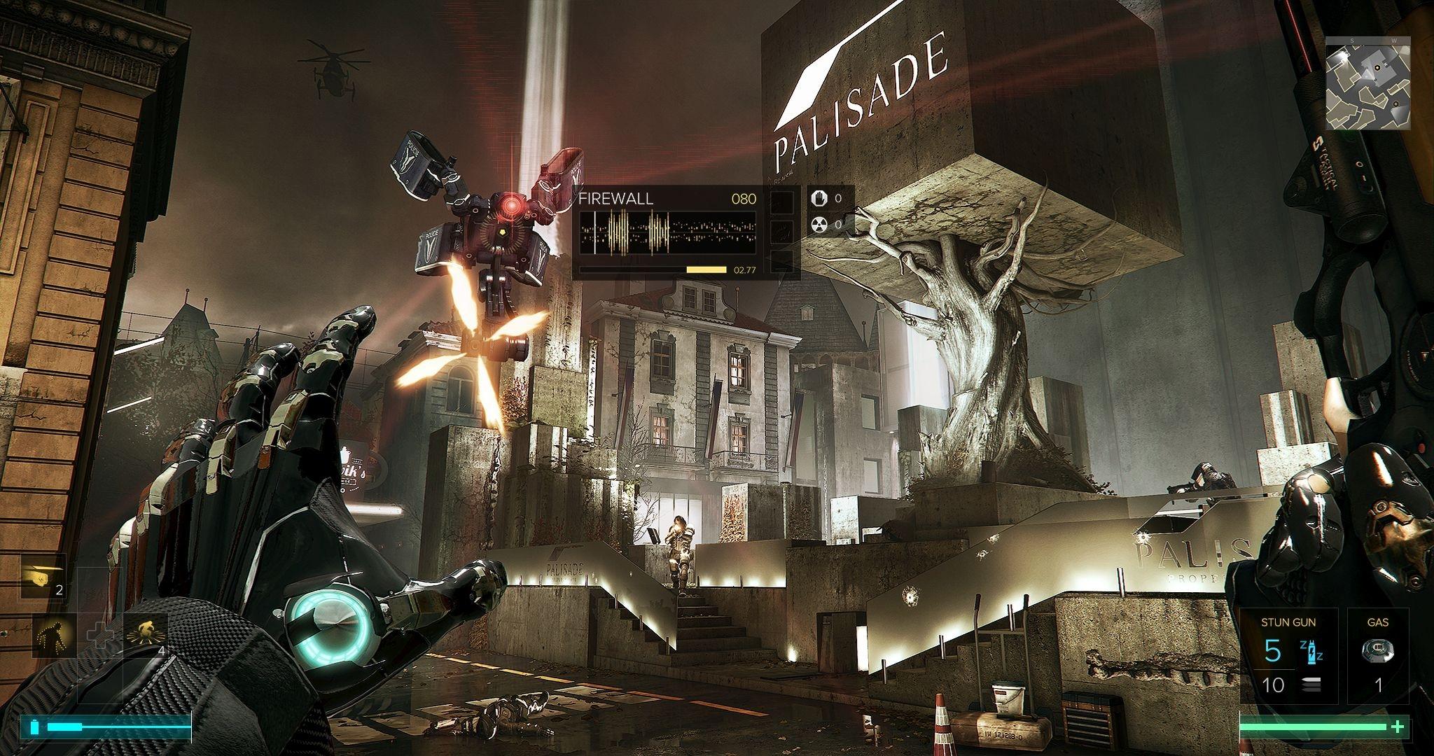 Системные требования Deus Ex: Mankind Divided и дата выхода Deus Ex GO