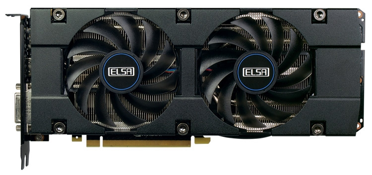 Видеокарта ELSA GeForce GTX 1080/1070 S.A.C