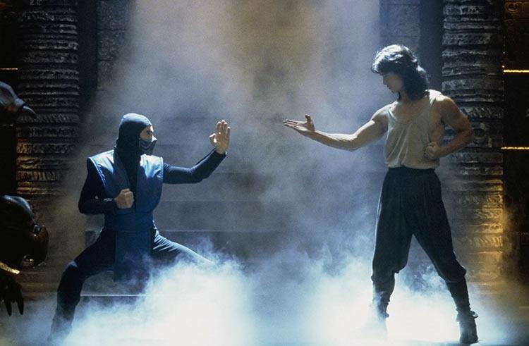 Кадр из фильма «Смертельная битва» 1995 года