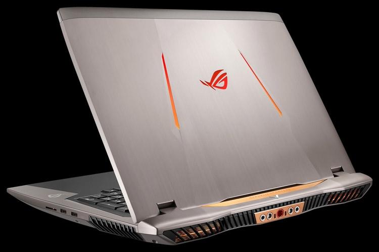 Ноутбук ASUS ROG G800