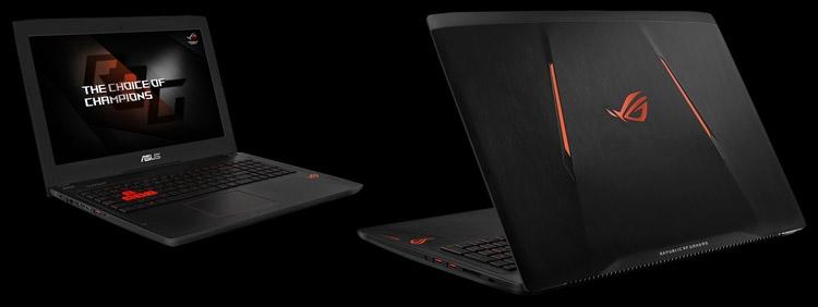 Ноутбук ASUS ROG Strix GL502