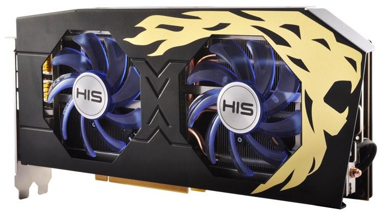 Видеокарта HIS Radeon RX 480 IceQ X² Roaring