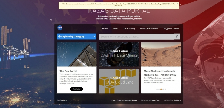 data.nasa.gov