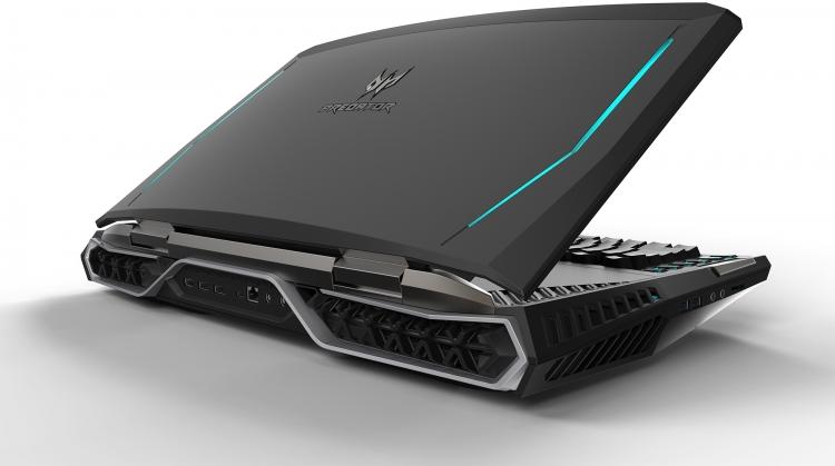 2 видеокарты GTX 1080 сумели запихнуть в один ноутбук