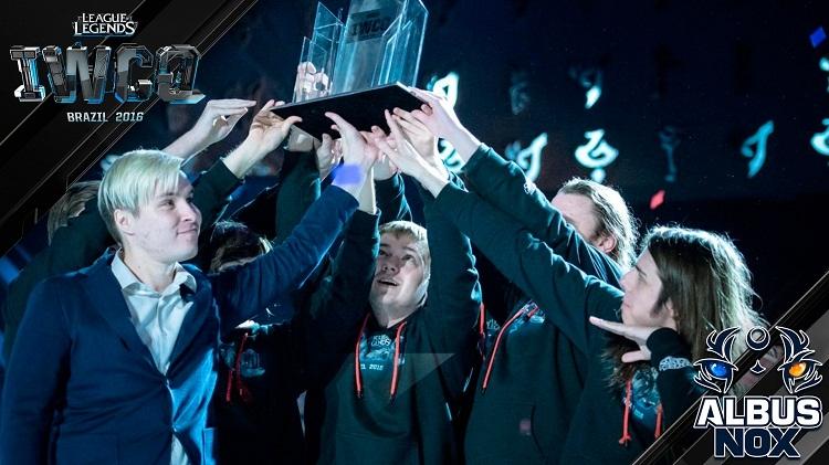 На Чемпионате мира по LoL впервые за 3 года будет участвовать команда из СНГ