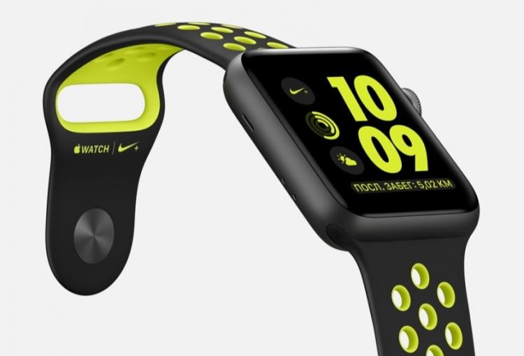 c26cdd0e ... преодолённую дистанцию, пульс — и всячески мотивирует вас к занятию  спортом, пробуждая во владельце Apple Watch Nike+ соревновательный дух.