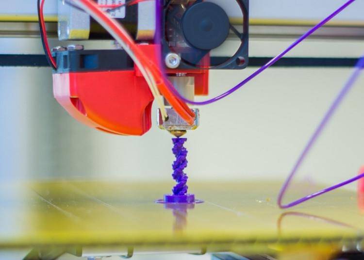 Процесс 3D-печати