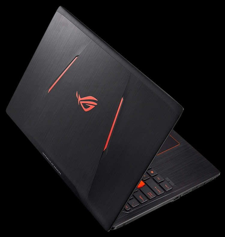 Ноутбук ASUS ROG Strix GL553VW