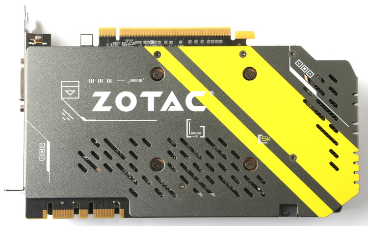 ZOTAC GeForce GTX 1070 Mini (ZT-P10700K-10M)
