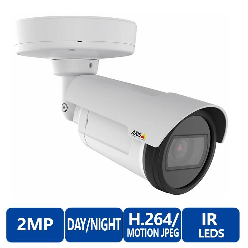 Пример IP-камеры внешнего исполнения с разрешением HDTV 1080p AXIS P1425-LE стоимостью порядка 55 тысяч рублей