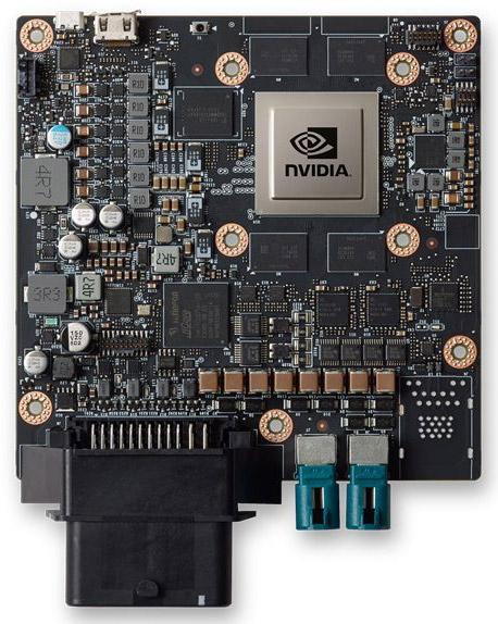 NVIDIA Drive PX 2 (одна SoC)
