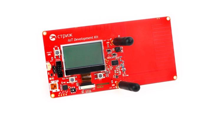 Комплект разработчика IoT-приложений «СТРИЖ РМ-141»