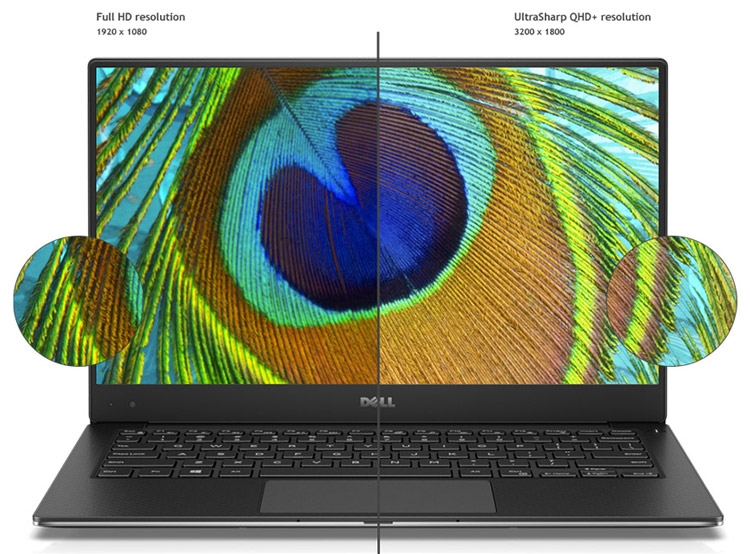 Ноутбук Dell XPS 13 (9360)