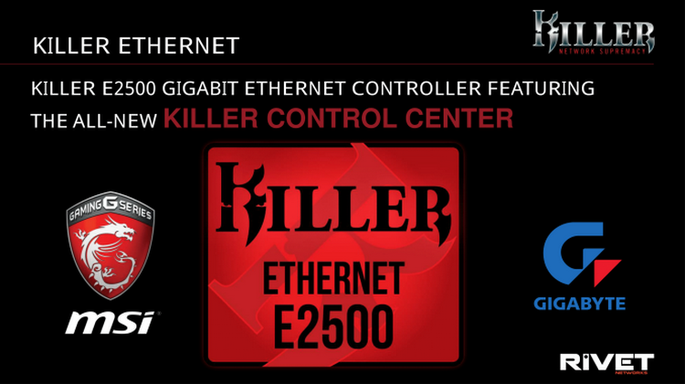 BIGFOOT NETWORKS KILLER ETHERNET CONTROLLER DRIVERS FOR WINDOWS XP