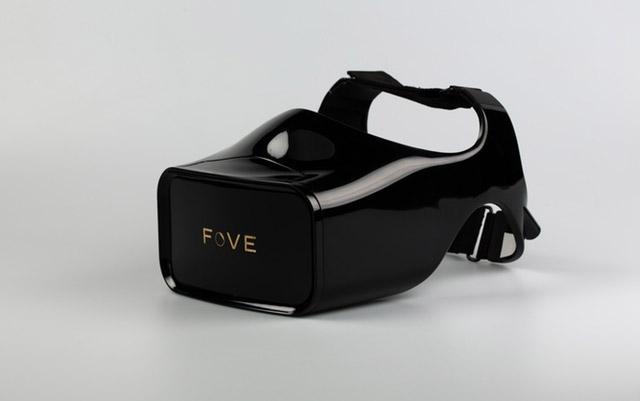 VR-шлем Fove