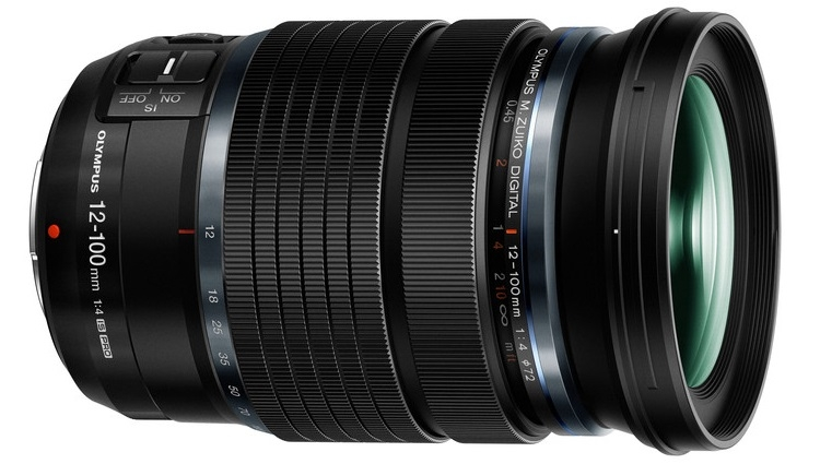 ED 12–100mm f/4,0 IS Pro